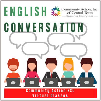 Picture of ESL English Conversation (Virtual)